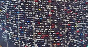 Gde se nalazi najveća saobraćajna gužva na svetu?