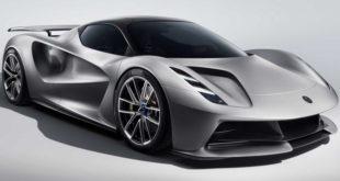 Električni Lotus Evija ima 2000KS i koštaće…