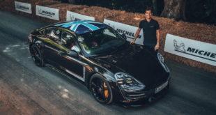 Mark Webber provozao električni Porsche Taycan – najružniji Porsche ikada?