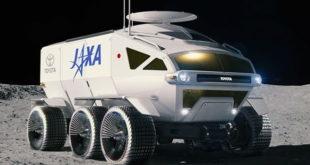 Video: Toyota ima 10 godina za usavršavanje rovera za vožnju po Mesecu