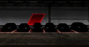 Audi najavljuje šest RS modela